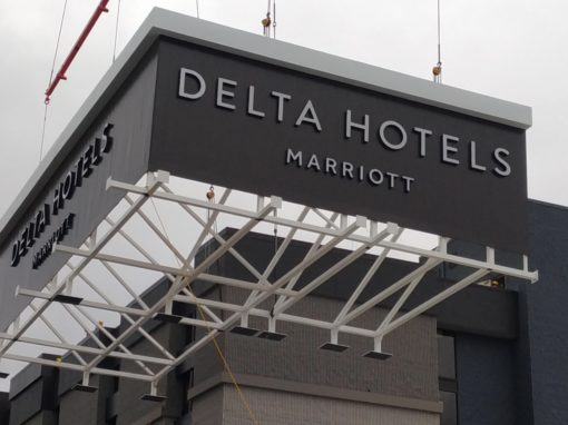 Everett Delta Marriott Marquee