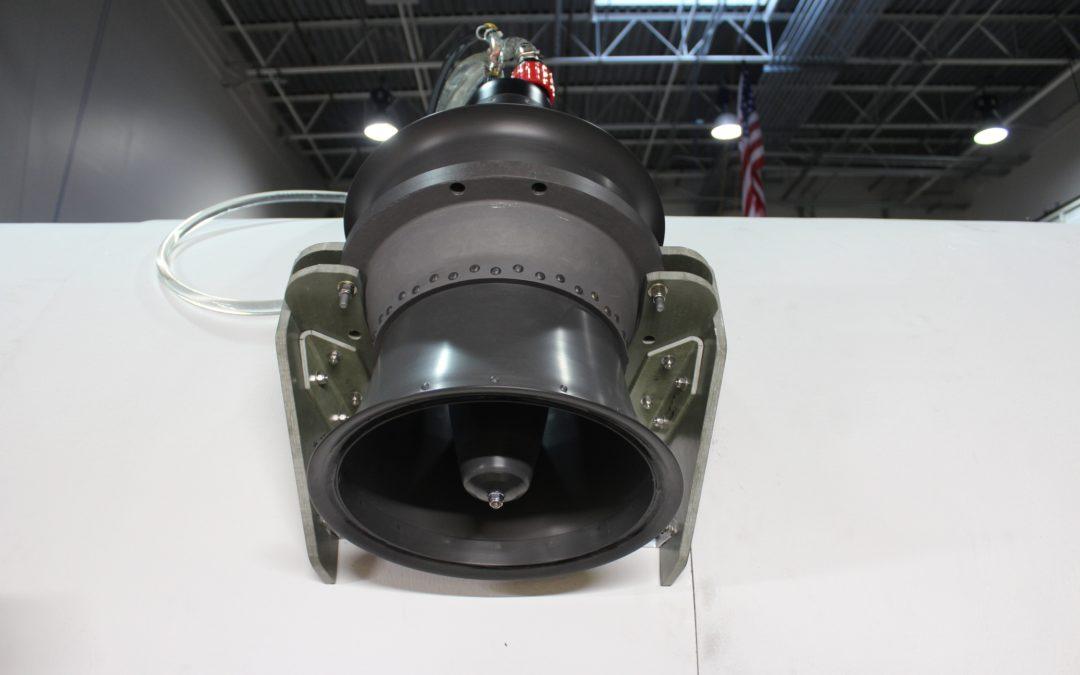 OceanGate Cyclops II Submarine Thruster Mounts